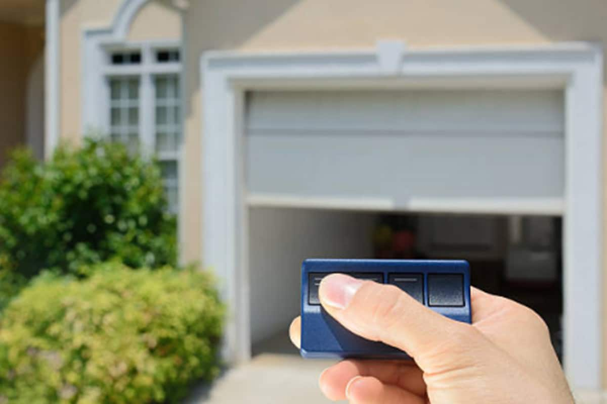 Garage Door opener installation services